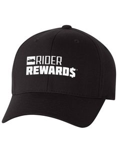 Show off your status as a member of Rider Rewards b37bef45d