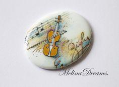 Камни с рисунками - Ярмарка Мастеров - ручная работа, handmade