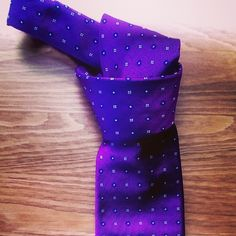 Our Ellsemere tie in purple. Great piece for the summer or as a fathers day gift #style #mensfashion #fathersdaygift