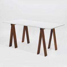 Bruno table Sawhorse table