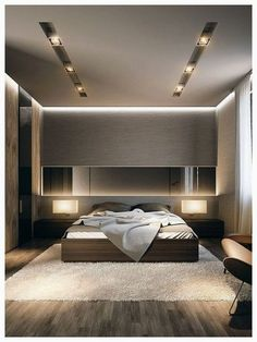 Elegant Master Bedroom Design Idea Awesome 31 Elegant and Modern Master Bedroom Design Ideas Master Bedroom Interior, Modern Master Bedroom, Bedroom Furniture Design, Modern Bedroom Design, Bedroom Ceiling, Minimalist Bedroom, Contemporary Bedroom, Modern Minimalist, Bedroom Designs