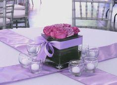 simple rose cube