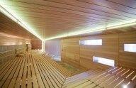 Bäderbetriebe Stuttgart, LEUZE Winzer-Sauna mit SANARIUM® von KLAFS