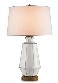 Primus Table Lamp   Currey & Company