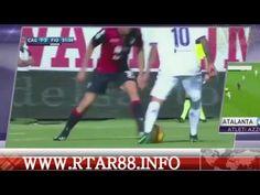 VIDEO Cagliari 3 - 5 Fiorentina (Serie A) Highlights