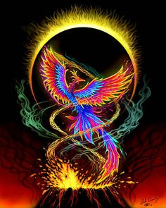 Phoenix Artwork, Phoenix Wallpaper, Phoenix Images, Pheonix Drawing, Phenix Tattoo, Family Tattoo Designs, Phoenix Design, Theme Tattoo, Indian Folk Art