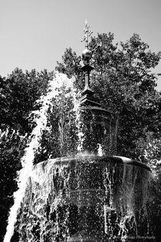 City Hall Park. New York City.