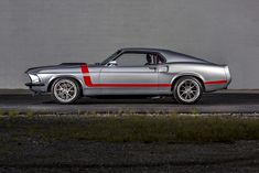 Jeff Schwartz Blends Classic and Modern in this 1969 Mustang - Hot Rod Network Ford Mustang Shelby Cobra, Ford Mustang Boss, Mustang Cars, Shelby Gt500, 1973 Mustang, Ford Mustangs, Restomod Mustang, Mustang Fastback
