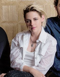 """ Kristen Stewart poses for Los Angeles Times """