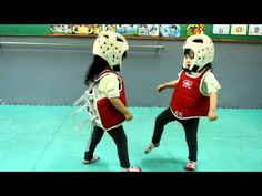 Watch the video here: | Brighten Your Day With The Cutest Taekwondo Match Ever