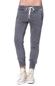 Zip Pocket Jogger Pants