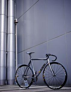 Cinelli Mash SF fixie bike