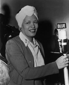 Ms. Billie Holiday. 1943.