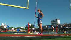 """""""Victory in Sight"""" - an inspirational video on a Texas Track Star who is blind! Inspirational Videos, Life Tips, You Can Do, Blind, Victorious, Journaling, Competition, Athlete, High School"""
