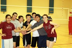 Lambdas #triumph at the United Greek Council #volleyball tournament! Champions! What's good? In an intense, hard-hitting day of volleyball, Lambda Phi Epsilon took home the gold. What does it take to be a champion? Hard work, dedication, and a rallying standard. Lambdas proudly represent  their organization.