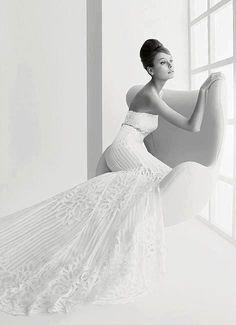 Timeless' Wedding dress