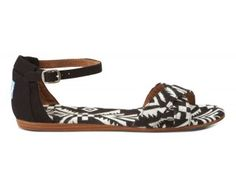 TOMS has new sandals for spring 2014! Love!
