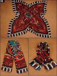 2014 bohemia fluid scarf winter female cape warmer square cotton scarf Cotton Scarf, Scarf Styles, Cape, Women's Fashion, Female, Winter, Swimwear, Bohemia, Mantle