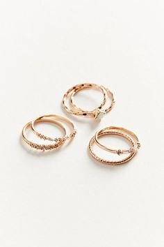 f2c3bde77 Slide View: 1: Simone Delicate Ring Set Jewelry Photography, American  Jewelry, Jewelry
