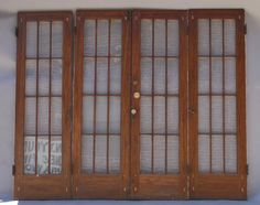 panel doors with glass - Google Search