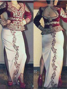 Abaya Fashion, Fashion Dresses, Indian Wedding Gowns, Arabic Dress, African Lace Dresses, Dress Robes, Dress Skirt, Moroccan Dress, Indian Attire
