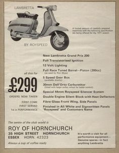 1050076f1ddb 7 Best Scooter images
