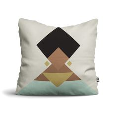"#DailyObjects Stylised Gent Turban 16"" #CushionCover & #PillowCovers"