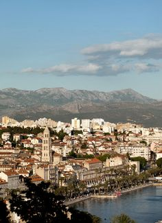 Surrounded by mountains and sea, Split has it all: Roman ruins, trendy shops and fashionable restaurants.