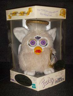 GO FURBY - #1 Resource For Original Furby Fans!: Limited Edition Original Angel Furby