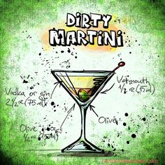 Martini Cocktail: The Old and Classic Drink