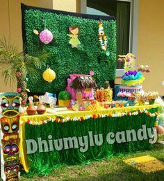 Candy bar hawaiiano