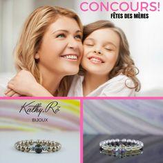 Avez-vous la meilleure maman au monde? Inscrivez son nom dans les commentaires, elle pourrait gagner un magnifique bracelet! Tirage le 9 mai