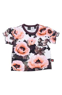 Molo Short Sleeve Tee (Baby Girls) available at #Nordstrom