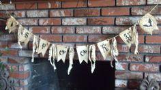 halloween birthday, birthday parti, halloween banner, banner bunt