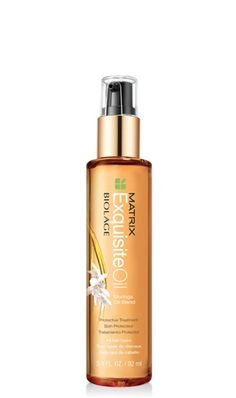 Biolage Haircare Exquisite Oil Protective Treatment