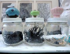 DIY Reuse baby food jars!!!