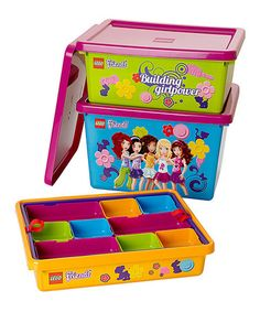 Another great find on #zulily! LEGO Friends Sorting System Set by LEGO #zulilyfinds