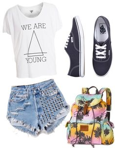 summer clothes polyvore tumblr - Google Search