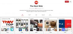 New updates to Pinterest profile pages