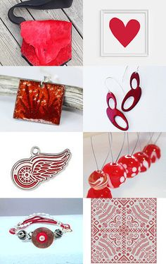 Seeing Red by Karen on Etsy--Pinned with TreasuryPin.com
