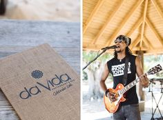 Da'Vida is a beach restaurant located in the picturesque Crocus Bay. It is a lively place to go on Sundays with friends to enjoy local food, lounge on the beach, and listen to the music of famous singer and songwriter Omari Banks.  #CaptureAnguilla