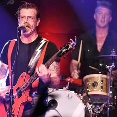 Music: Eagles of Death Metal extend tour