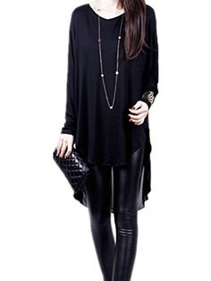 minetom damen strickkleid langarm sweatshirt. Black Bedroom Furniture Sets. Home Design Ideas