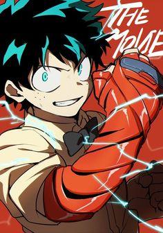 Midoriya Izuku - Boku no Hero Academia - Image - Zerochan Anime Image Board My Hero Academia Memes, Hero Academia Characters, Buko No Hero Academia, My Hero Academia Manga, Anime Characters, Manga Anime, Fanarts Anime, Anime Art, T Shirt Manga