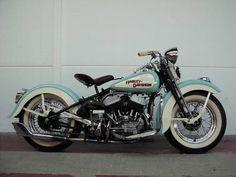 Harley-Davidson WLA Liberator 1943
