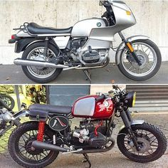 Before & After BMW