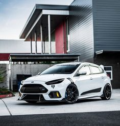 """Searching for a quality luxury cars and truck will undoubtedly bring anyone to the rather apt adjective, """"exotic"""". Ford Focus Hatchback, Hatchback Cars, Ferrari, Lamborghini, Subaru, Ford Rs, Ford Fiesta St, Tuner Cars, Car Tuning"""