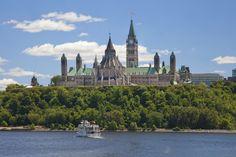 Parliament Hill / ottawa