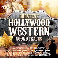 Greatest Hollywood Western - Various Artists (ZYX) EAN: 0090204644773