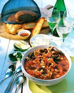 Rezept: Chili sin Carne